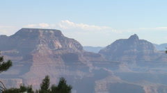 Grand Canyon - stock footage