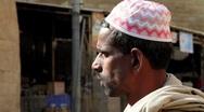 Indian man Stock Footage