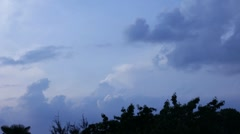 Clouds 03 Stock Footage