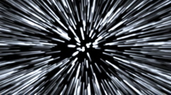 Hyperspace Stock Footage