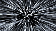 Stock Video Footage of hyperspace