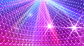 Disco Wall CMbC1 HD HD Footage