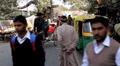 Old Delhi street walk Footage