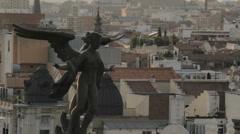 Madrid nst6 Stock Footage