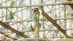 Soloist Dancer - stock footage