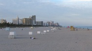 Miami South Beach Afternoon ( HD ) Stock Footage