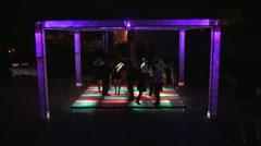 People Dancing - stock footage