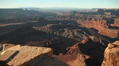 Utah Desert 782 29.97 Stock Footage