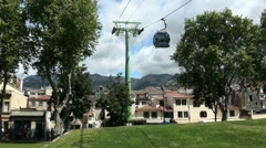 Cable Car 20110422 123126 Stock Footage