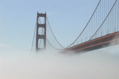 Golden Gate - stock footage