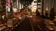 Japan Traffic Sakuya Stock Footage