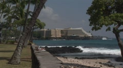 Keauhou Resort Stock Footage