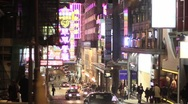Stock Video Footage of hong kong alley way