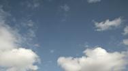 Cloudscape Timelapse Stock Footage