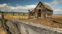 Old Barn 809 29.97p Stock Footage