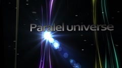 Paralel Universe - stock after effects