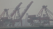 Stock Video Footage of Port,