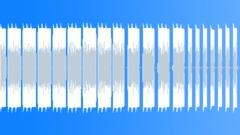 Synthesizer 8bit melody e - stock music