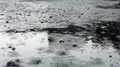 Rainin' - stock footage