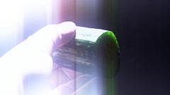 Genmanipulation 07 stylized Stock Footage