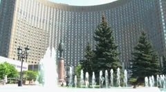 Cosmos Hotel 2 - stock footage