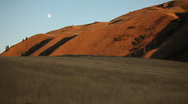 Red West Moon 1037 29.97p Stock Footage