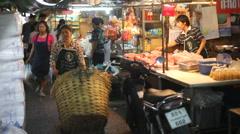 Asiancuisine. Stock Footage