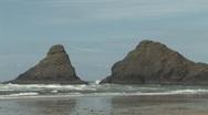 Lighthouse Beach Stock Footage