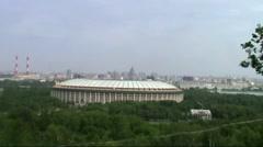 Luzhniki Stock Footage
