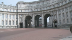 Admiralty Arch 60i - stock footage