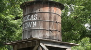 Texas town Stock Footage