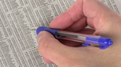 Dow Jones V1 - HD Stock Footage