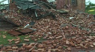 Stock Video Footage of Joplin Tornado Destruction 03.MP4