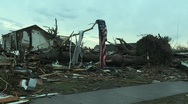Stock Video Footage of Joplin Tornado Destruction 04.MP4