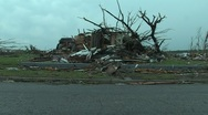 Stock Video Footage of Joplin Tornado Destruction 05.MP4