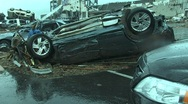 Joplin-Tornado Destruction 09.MP4 Stock Footage