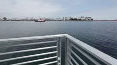 Port of LA 03 HD Stock Footage