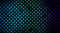 Blue Dots Background - stock footage