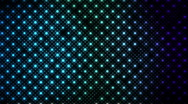 Blue Dots Background Stock Footage