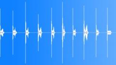 Water,Splashes,Hammer,Fast,Hard 5 - sound effect