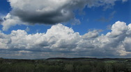 Clouds 1 Stock Footage