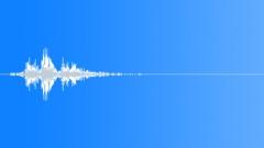 Wobble,Plastic,Thunder Sheet-Like,Short 05 Sound Effect