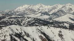 Winter Ski Resort 4926 Stock Footage