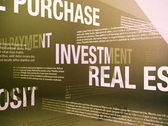 Buying a House Background Loop PAL Stock Footage