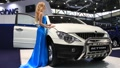 Motor show HD Footage