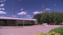 Kilgore Police Department Stock Footage