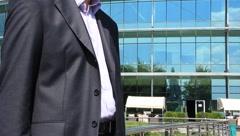 Businesslike co-operation Stock Footage