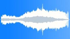Long creaking wooden door - sound effect