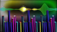 Soundwave II Stock Footage
