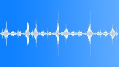 Slowing broken turbine - sound effect